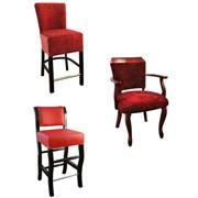 Мебель для казино типовая и эксклюзивная. Оборудование, специализированные стулья для игорных заведений. фото