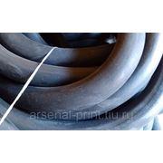 Шнур пористый уплотняющий резиновый Гернит (гермит) ПРП-40 К50 (диаметром 50 мм) - гернитовый профиль фото