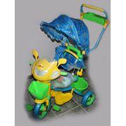Велосипед трехколесный детский L1 фото