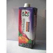 Сок яблочно-черносмородиновый осветленный «PREMIUM» фото
