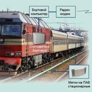 Системы радиочастотной идентификации RFID фото