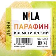Парафин косметичеcкий Nila (Дыня) 400г фото