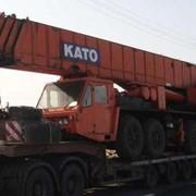 Автокран 120 тонн фото