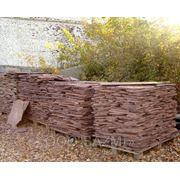 """Натуральный камень """"Лемезит"""",толщина 15-20 мм фото"""