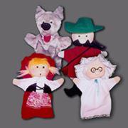 Перчаточные куклы фото