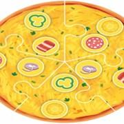 Пазл Пицца мясная фото