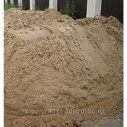 Песок в наличии!! Цена с доставкой!! по Екатеринбургу и обл. фото