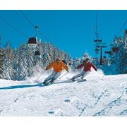 La schi cu Vila Verde фото