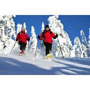 Зимний отдых в горах фото