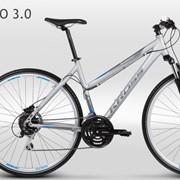 Велосипед туристический KROSS EVADO 3.0 фото