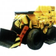 Буровой станок НКР100М, Машина погрузочная МППЗ, Машина погрузочно-транспортная ПТ-4 фото