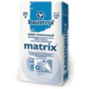 Клей плиточный Matrix Baustrol 25 кг фото