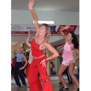 Урок танцевальный фото