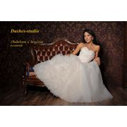 Платья свадебные и детские фото