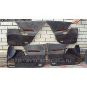 Обшивка двери (велюр) для Опель Омега Б 1994-2003 г.в. фото
