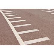 Материалы для разметки дорог фото