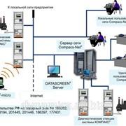 Диагностическая сеть предприятия Compacs®-Net фото