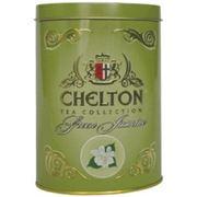 Чай зелёный с жасмином фото