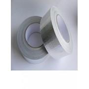 Липкая лента алюминиевая армированная 50мм*50м фото