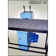 Станок шлифовальный двухленточный СШ2ЛС-1.3 фото