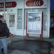 Размещение рекламы на АЗС г. Челябинск фото
