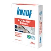 Шпаклевка Knauf Ротбанд Финиш 25 кг. фото