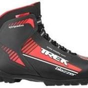 Ботинки Лыжные Trek Blazzer Красный фото