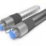 Концевой элемент с кабелем вывода D325х6-2-ППУ-ПЭ фото