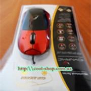 Мышка машинка (спортивная) фото