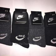 Носки подростковые махра Nike 35-41 фото