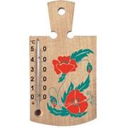 Термометр сувенирный Кухонная дощечка ТУ У 33.2-14307481.027-2002 фото
