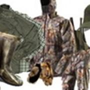 Одежда и обувь для охоты фото