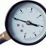 Манометр 0-6 bar радиальный фото