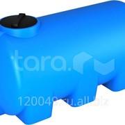 Пластиковая ёмкость для воды 1000 л с отводами Арт.Н 1000 о фото