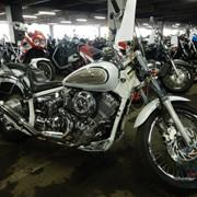 Мотоцикл чоппер No. B5820 Yamaha DRAGSTAR 400 фото