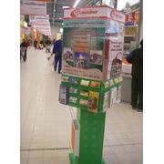Размещение вашей рекламы на стендах в торговых и бизнес центрах фото