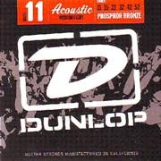 Струны для акустической гитары Dunlop DAP1152 (.11-.52) фото