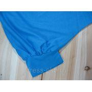 Блузка-Синий (Голубой)
