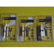Цилиндр L60 Ф (30х30)кл/кл сатин хром 1000 серия фото