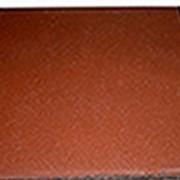 Квадратная однотонная плитка PlayMix кирпичи для спортивных залов фото