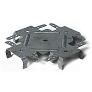 Соединитель одноуровневый Металлист для ПП-профилей 0,7 мм фото