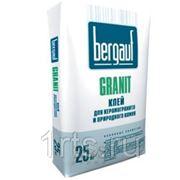 Клей Granit Bergauf для крупноформатных и тяжелых плит 25 кг 506,00руб фото