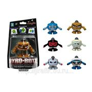 Gyro-Botz Робот-боец-волчок Chaos с пусковым шнуром фото