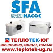 Канализационная установка SFA / Насосная установка СФА (Франция) фото
