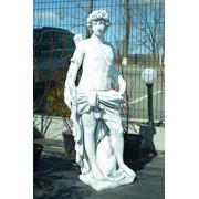 Скульптура лучник фото