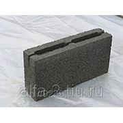 Блок перегородочный доломитовый фото