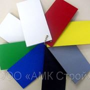 ПВХ листовой 3х1220х3050 мм (красный) фото