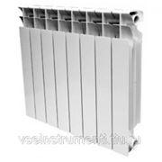 Радиатор алюминиевый neoclima praktica 350 фото