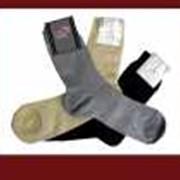 Мужские носки удлиненные, классические, элегантные. Большой ассортимент, в оптом фото