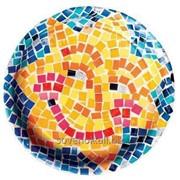 Мозаика из бумаги - развитие творческих способностей фото